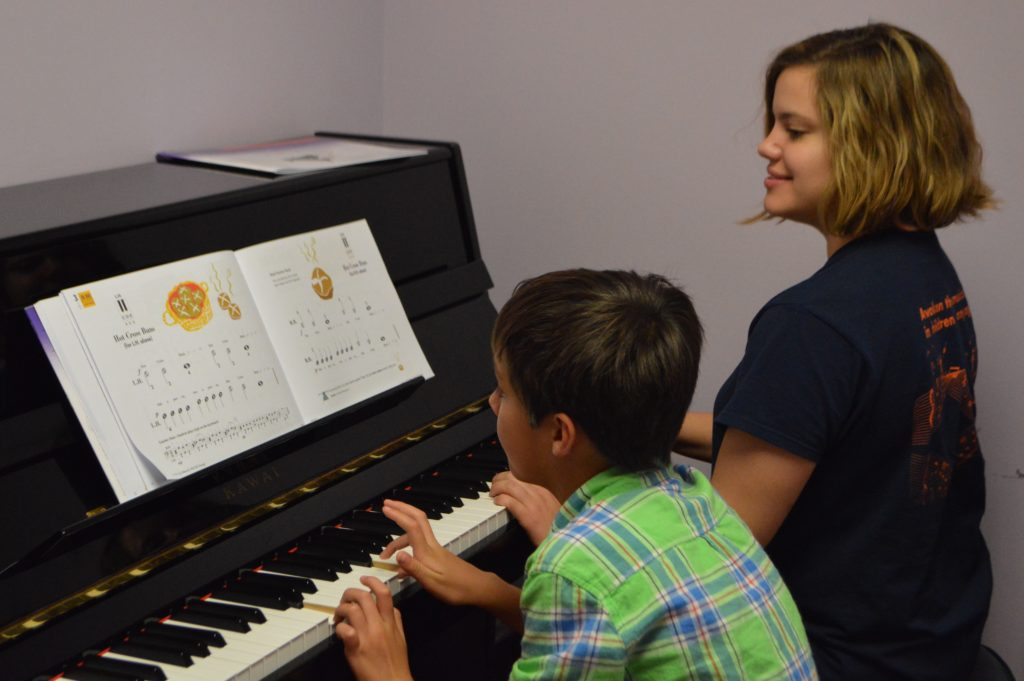 Piano Lessons Cary NC
